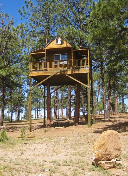 A Very Cool Tree House in Truchas, NM IMG 1233 436x600