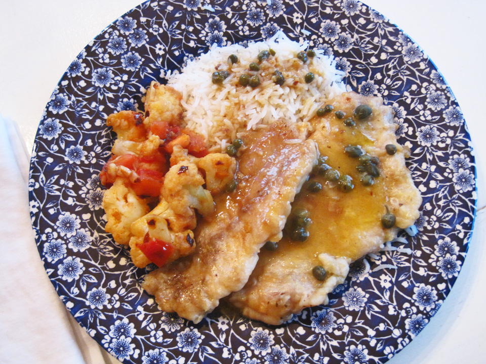 Jane's Sole Piccata | High Road Artist