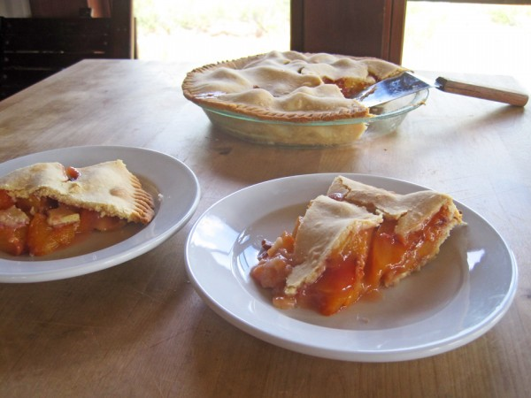 Kim Mosss Delectable Peach Pie (With Blueberry/Strawberry Variation) IMG 5447 600x450