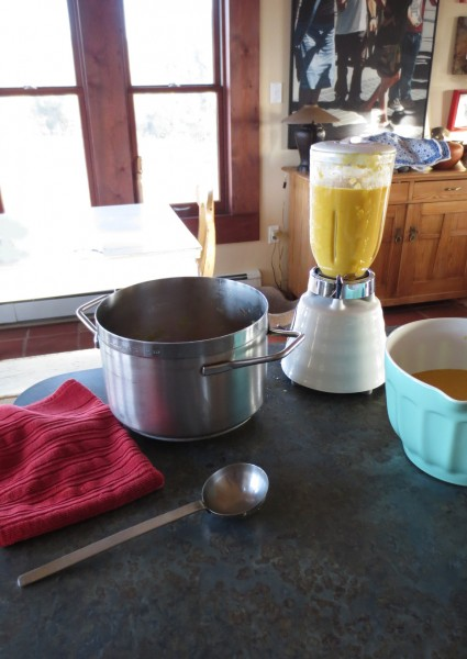 Unearthly Good Butternut Squash Soup IMG 1332 425x600